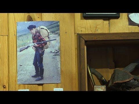 A museum like no other at Alaska's Rainy Pass Lodge