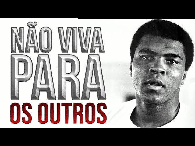 PARE DE QUERER VIVER A VIDA DE OUTRA PESSOA (Vídeo Motivacional)