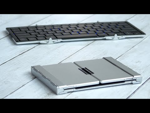 The Perfect Travel Keyboard