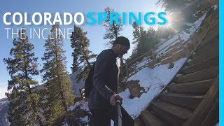 COLORADO SPRINGS (AIR FORCE ACADEMY & THE INCLINE) EP 92