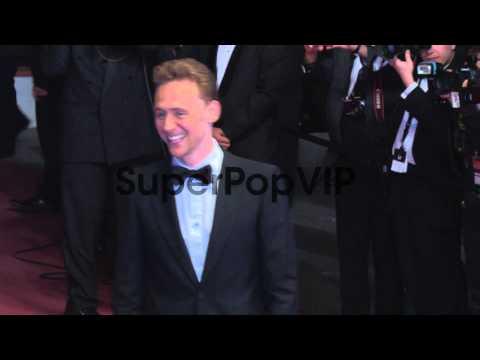 Tilda Swinton, Tom Hiddleston at 'Only Lovers Left Alive'...