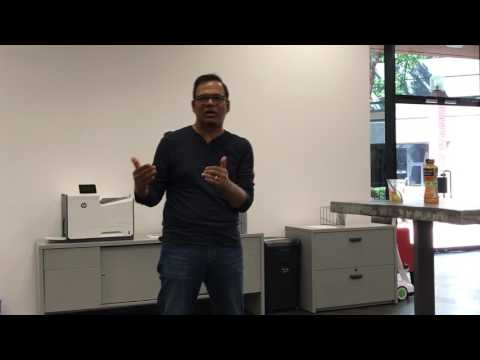 Amit Singhal talks about living on edge of discomfort