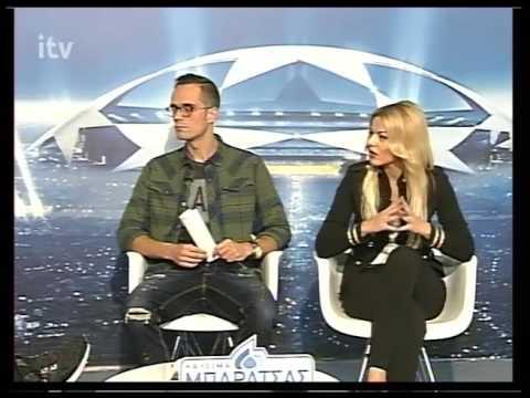 Sports Arena ITV 14.11.16_Βελισσάριο