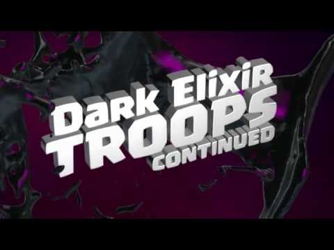 New Dark Elixir Troop: The Golem