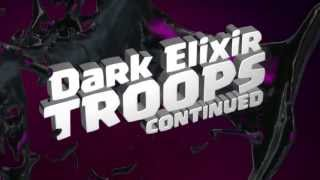 New Dark Elixir Troop: The Golem