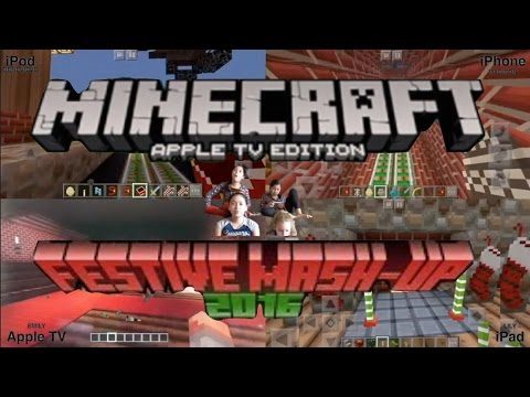minecraft multiplayer pc and iphone