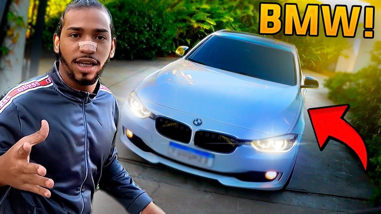 COMPREI O MEU PRIMEIRO CARRO!! *BMW* 🤩😱