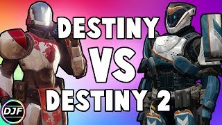 Why Destiny 2 Is A New Game | Destiny 1.5 Does NOT Exist!