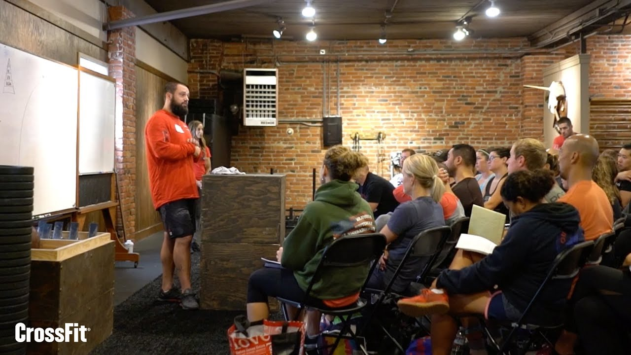 Crossfit training specialty courses chris mcdonald on training frequency xflitez Images