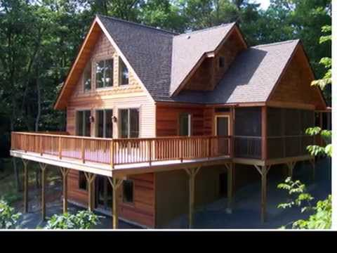The Chalet - Company Woods Builders