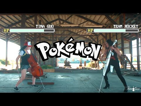 Pokémon Medley  Tina Guo
