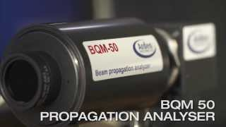 Laser Beam Quality and M2 Measurement With The BQM-50 From Arden Photonics