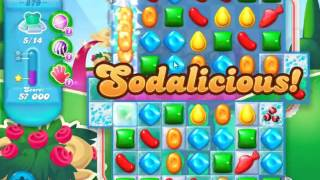 Candy Crush Soda Saga Level 879 - JUST FOLLOW MY STEPS