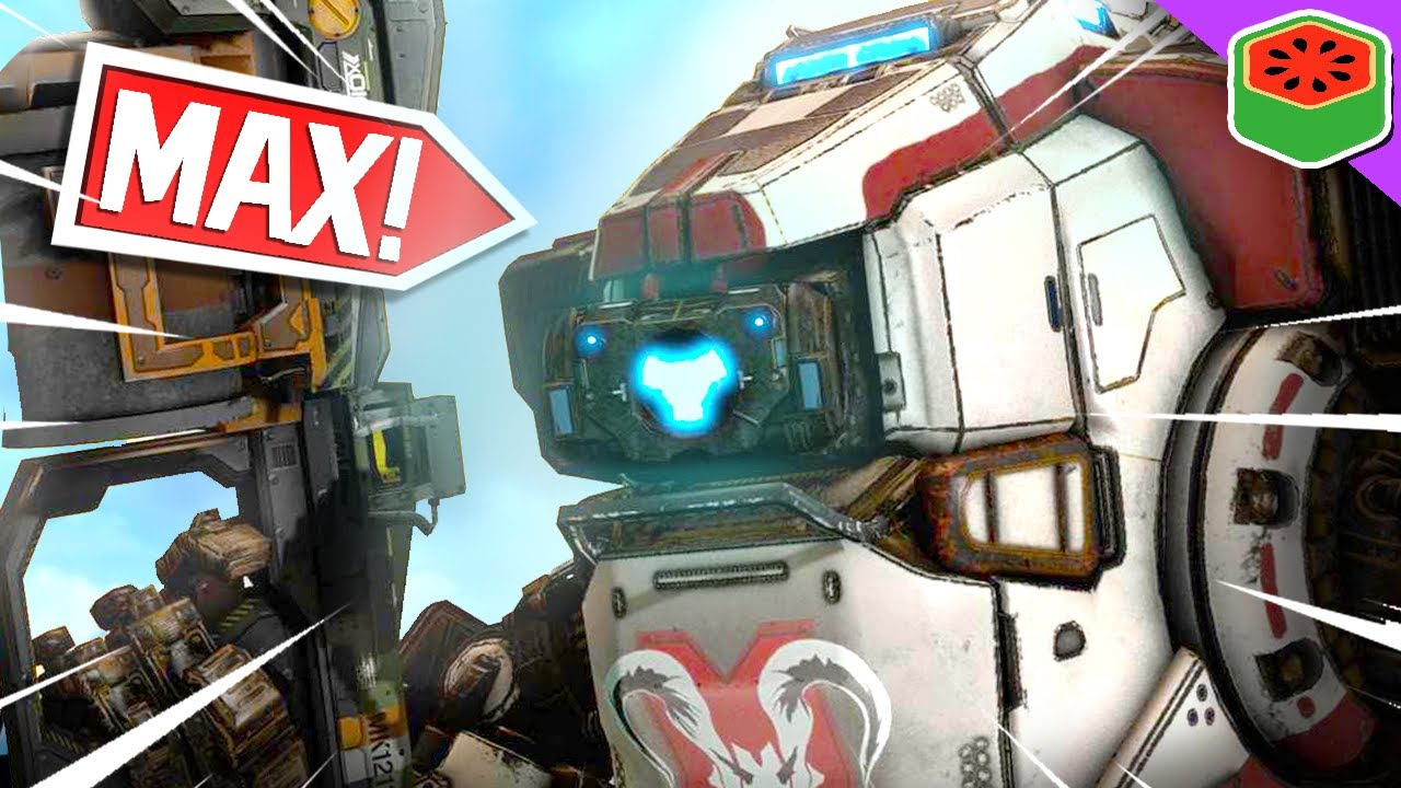 This Titanfall video was approved by Monarch gang
