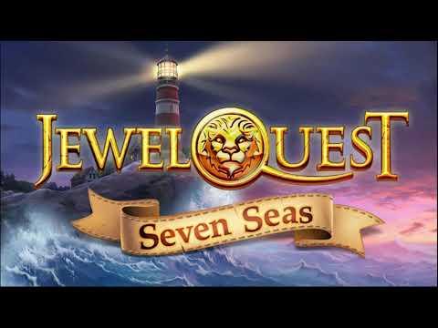 Jewel Quest Seven Seas Soundtrack OST 10. Theme Ingame 08