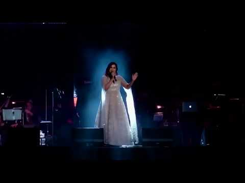 Shreya Ghoshal with Symphony in London 2018