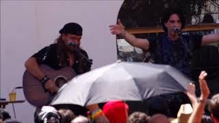 Avalanch - El Hijo Prodigo acustico en el Leyendas del Rock 2017