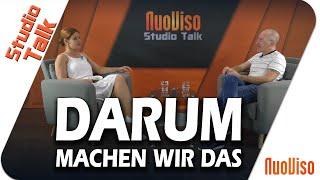 DARUM machen wir das! - Julia Szarvasy im Gespräch mit Robert Stein