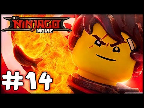 LEGO Ninjago The Movie - Videogame - Part 14 - Fire Power! (Gameplay Walkthrough HD)