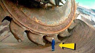 अपने जीवन में एक बार इन विशाल मशीन को देखना ना भूले.. आँखे खुली की खुली रह जाएगी  | Largest Machine
