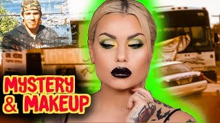 The Chilling Greyhound Bus Case - Justice Served? | Mystery&Makeup GRWM Bailey Sarian