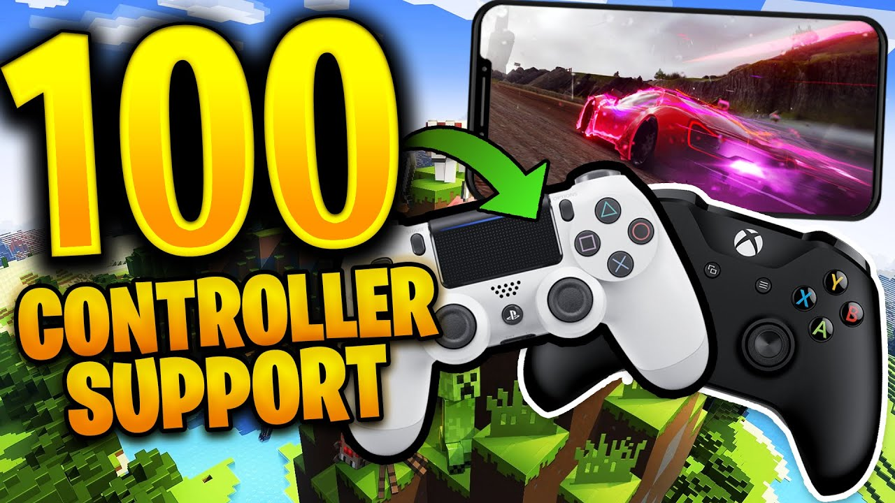 THE TOP 100 Tier List Android & iOS Games With Controller Support [Online/Offline]