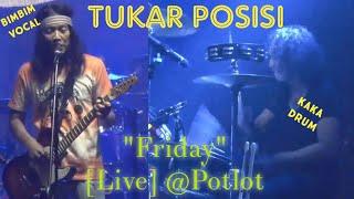 Slank [Live] @M-Block Friday Feat Sarah Saputri