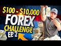 HOW TO GROW $100 TO $2,000 IN 3 DAYS TRADING FOREX IN 2020 ...