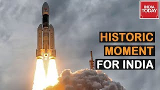 India Creates History With Successful Launch Of Chandrayaan 2