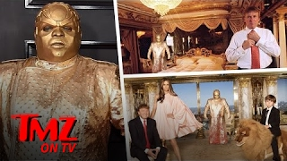Video What The Hell Is CeeLo Green Wearing?! | TMZ TV download MP3, 3GP, MP4, WEBM, AVI, FLV Juni 2018