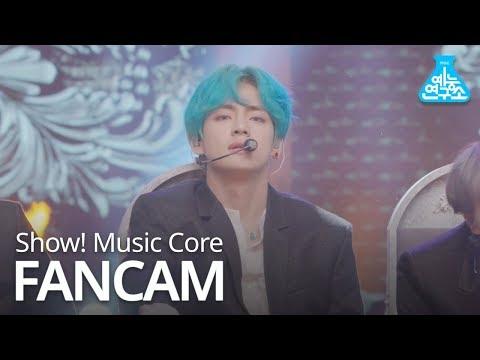 [예능연구소 직캠] BTS - Dionysus (V), 방탄소년단 - Dionysus (뷔) @Show Music core 20190420