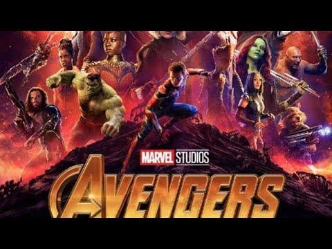 Avengers infinity war full hindi movie
