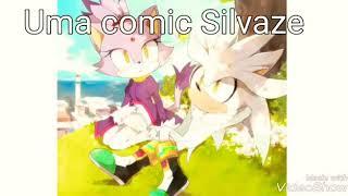 Uma. Comic Silvaze 😘😘😘