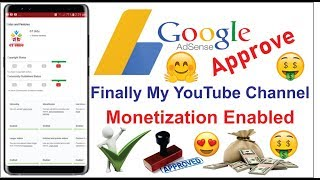 Finally My YouTube Channel Monetization Enabled After 1000 SUBSCRIBERS  4000 WATCH TIME HOURS 2018