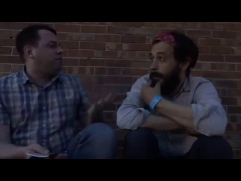 Aaron Weiss of mewithoutYou in Discussion with Paul Harrison for