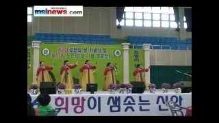 초대가수 박우량 신안군수 , 제2회 압해읍민의날  제17회 노인의날