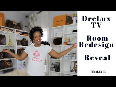final-room-redesign-and-storage-reveal-|-drelux-tv
