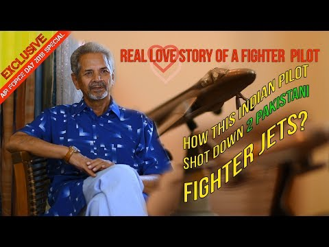 How An Ace Indian Fighter Pilot Shot Down 2 Pakistani Fighter Jets | Air Force Day 2018 Special