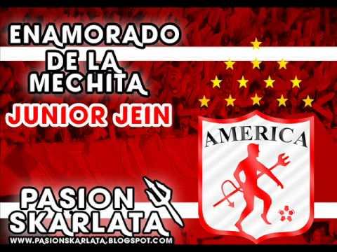 Enamorado De La Mechita - Junior Jein.wmv