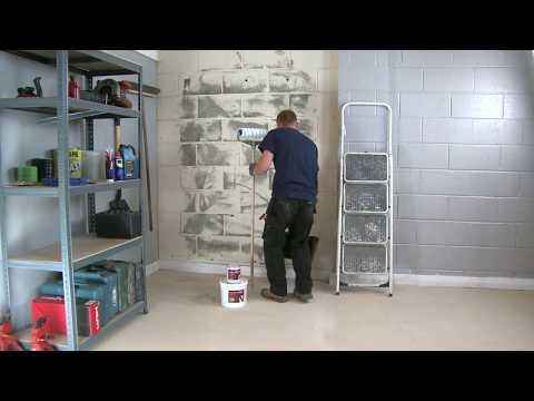 Vuba's Guide to Applying a Waterproof Epoxy Wall Coating