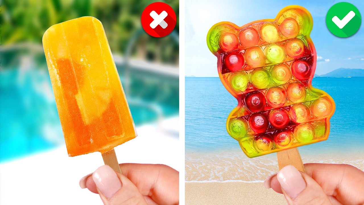 JELLY BEAR POP IT || Mouth-Watering Food Recipes And Dessert Ideas That Will Melt In Your Mouth