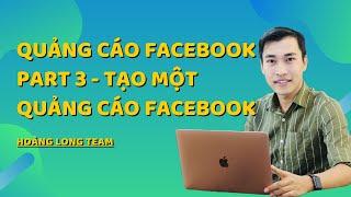 Kiếm tiền với Affiliate Accesstrade bằng Quảng cáo Facebook || Part 3 - Tạo một quảng cáo Facebook