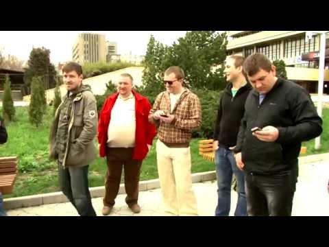 Отчётное видео об акции компании Мегафон. Ставрополь