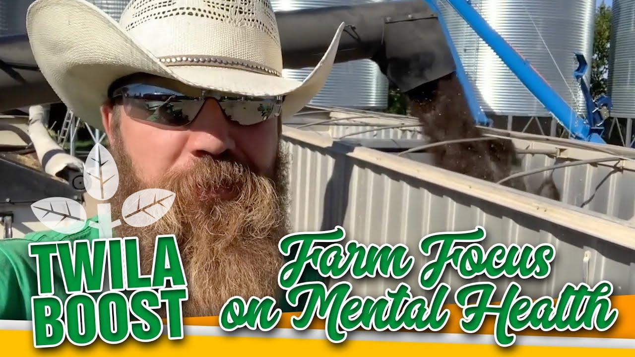 TWILA Boost: Focusing on Farmers' Mental Health