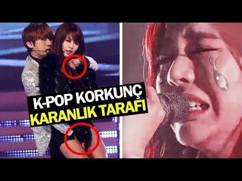 Koreli Bir Şarkıcı Olmak Çok Zor K-Pop Bilmenizi İstemediği Karanlık Tarafı