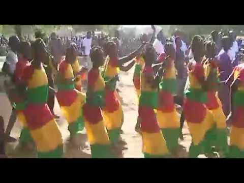 troupes de kaniaga 2016 partie 1