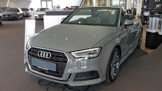 2020 Audi A3 Cabriolet sport 35 TFSI 110(150) kW(PS) S tronic | -[Audi.view]-