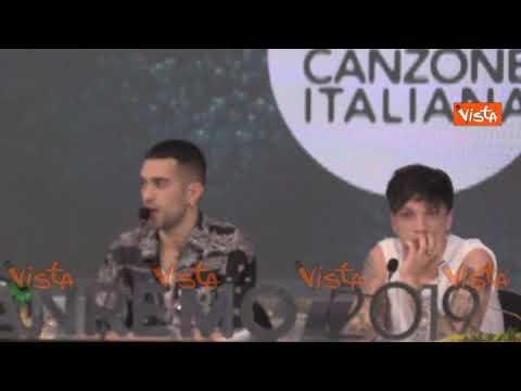 Sanremo 2019, Mahmood: 'Il clap di Soldi? E' merito di Dario Faini'