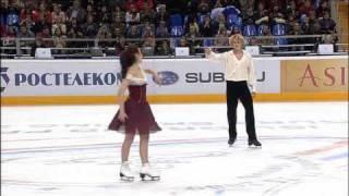 2009 Rostelecom Cup - Davis & White FD - The Phantom of the Opera