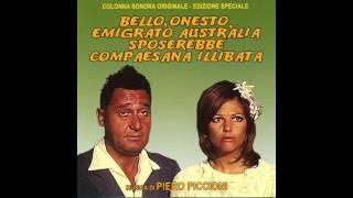 Bello. Onesto Emigrato Australia Sposerebbe Compaesana Illibata OST (Piero Piccioni)